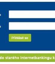 Přihlášení k internetovému bankovnictví Fio banka