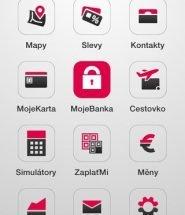 Mobilní banka KB